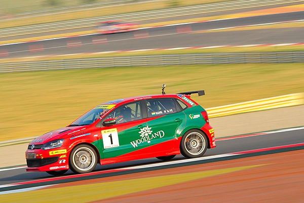 2013 Volkswagen Polo R-Cup India 2013: Rahil Noorani
