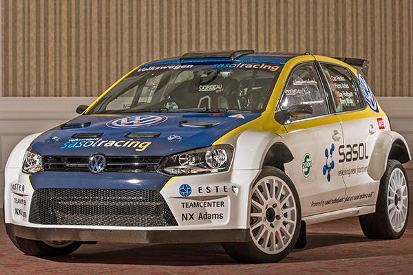 2013 Volkswagen Sasolracing Polo S2000
