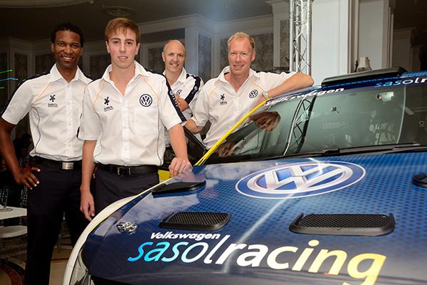 2013 Volkswagen Sasolracing Polo S2000 drivers