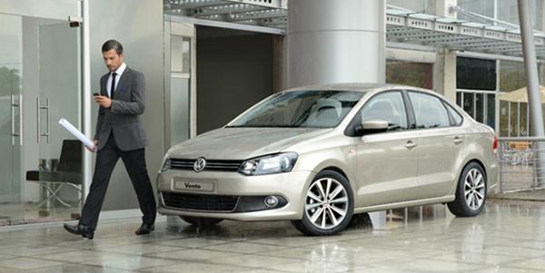2013 Volkswagen Vento (Mexico)