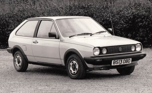 1984 Volkswagen Polo Coupé (UK)