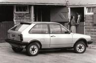 1983 Volkswagen Polo Coupé (UK)