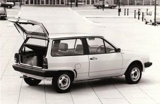 1983 Volkswagen Polo Formel E (UK)