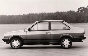 1985 Volkswagen Polo Saloon (UK)