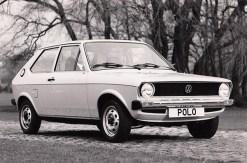 1975 Volkswagen Polo (UK)