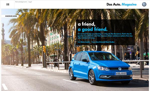 2014 Volkswagen Polo: 'Das Auto' magazine