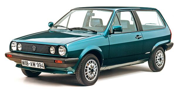 1981 Volkswagen Polo