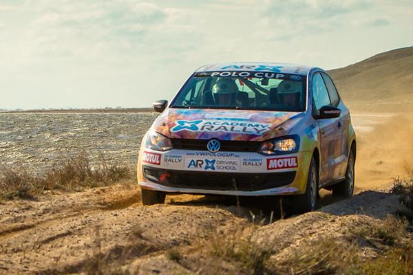 2014 Volkswagen Polo Cup Russia, Rally Tmutarakan: Ignatov