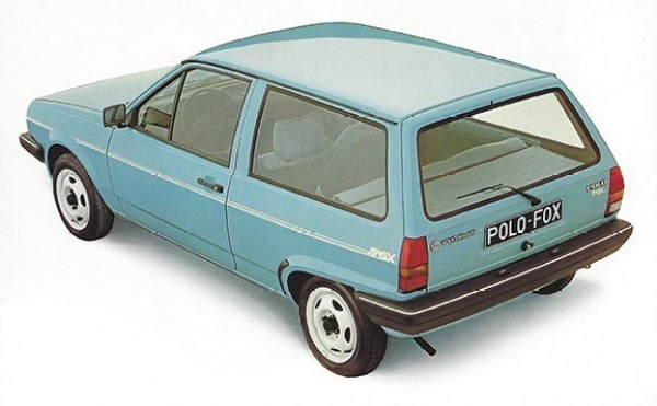 1984 Volkswagen Polo Fox