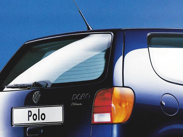 1995 Volkswagen Polo Fox/'Basis'