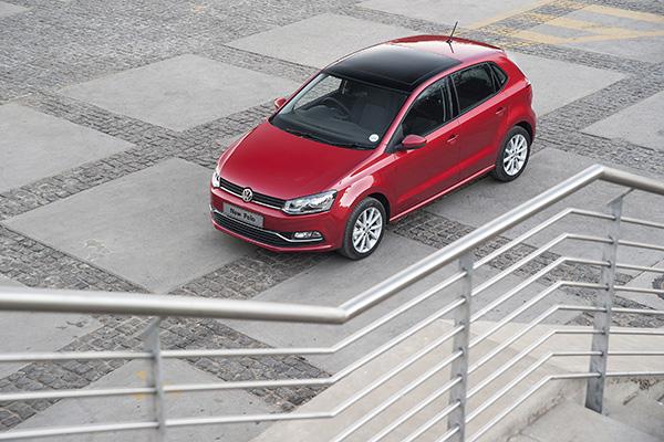 2014 Volkswagen Polo (ZA)