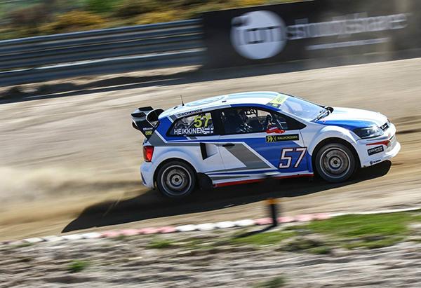 2014 FIA World Rallycross Championship, Portugal: Heikinnen