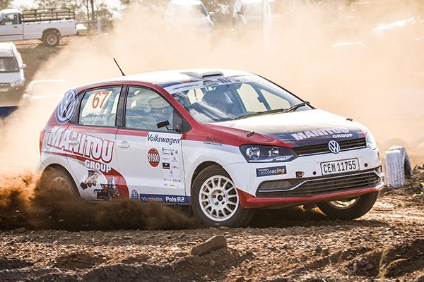 2014 Volkswagen Rally: Franken/Kohne