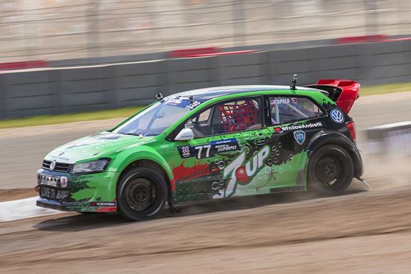 2014 GRC X Games: Scott Speed