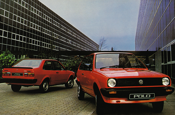 Polo Formel Es of the 1980s led the way for Volkswagen's future BlueMotion cars
