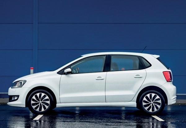 2015 Volkswagen Polo BlueMotion 1.0 TSI