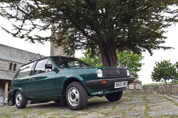 1984 Volkswagen Polo C: 'Barry's unearthing is a true breath of fresh air