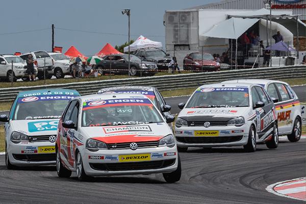 2015 Engen Volkswagen Cup, Zwartkops Raceway: Van der Linde
