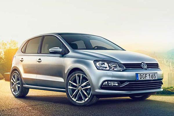 2015 Volkswagen Polo (Norway)
