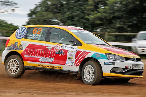 2015 Tour Natal Rally: Franken/Kohne
