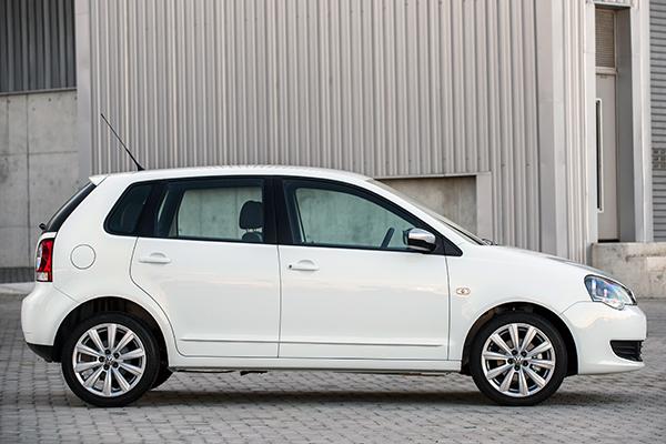 2015 Volkswagen Polo Vivo Eclipse