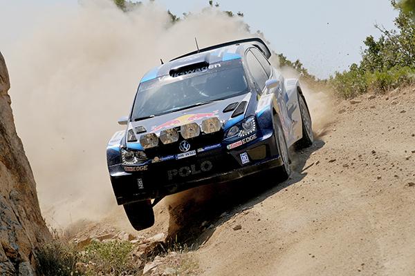 2015 Volkswagen Polo R WRC, Rally Italy: Ogier/Ingrassia