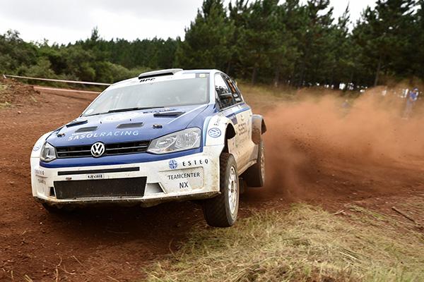 2015 Volkswagen Polo S2000, Sasol Rally: Zulu/Arries
