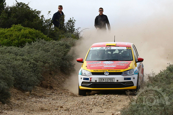 2015 Volkswagen Rally: Manitou Group SA Volkswagen Polo S1600
