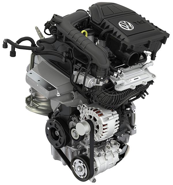 Volkswagen 1.0 TSI engine