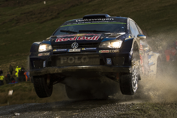 2015 Volkswagen Polo R WRC, Rally Great Britain: Ogier/Ingrassia