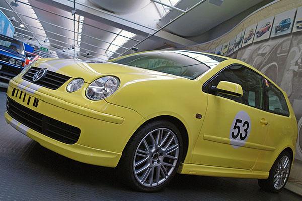 2004 Volkswagen Polo Club Sport