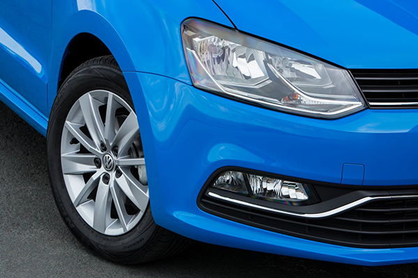 2016 Volkswagen Polo (UK)