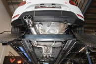 Volkswagen Polo GTI 1.8 TSI Cobra Sport performance exhaust system upgrade
