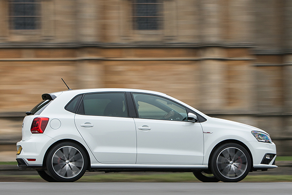 2016 Volkswagen Polo GTI (UK)