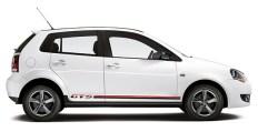 2016 Volkswagen Polo Vivo GTS (South Africa)