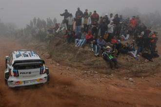 2016 Volkswagen Polo R WRC, Rally Argentina: Latvala/Anttila