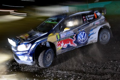 2016 Volkswagen Polo R WRC, Rally Argentina: Mikkelsen/Jæger