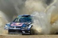 2016 Volkswagen Polo R WRC, Rally Australia: Latvala/Anttila