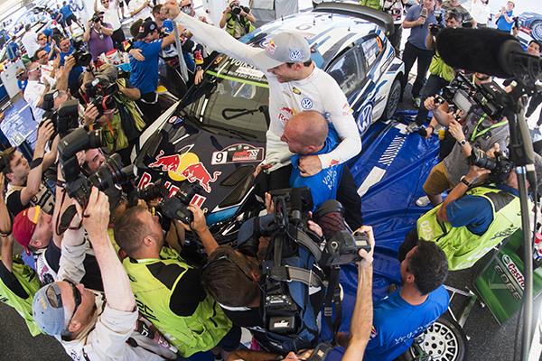 2016 Volkswagen Polo R WRC, Rally Australia: Mikkelsen