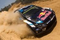 2016 Volkswagen Polo R WRC, Rally Australia: Ogier/Ingrassia