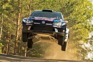 2016 Volkswagen Polo R WRC, Rally Finland: Latvala/Anttila