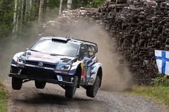 2016 Volkswagen Polo R WRC, Rally Finland: Ogier/Ingrassia