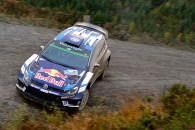 2016 Volkswagen Polo R WRC, Rally Great Britain: Ogier/Ingrassia