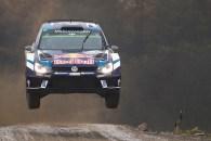 2016 Volkswagen Polo R WRC, Rally Great Britain: Ogier/Ingrassia