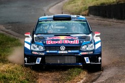 2016 Volkswagen Polo R WRC, Rally Germany: Latvala/Anttila
