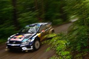 2016 Volkswagen Polo R WRC, Rally Poland: Latvala/Anttila