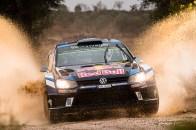 2016 Volkswagen Polo R WRC, Rally Spain: Ogier/Ingrassia