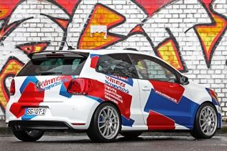 2016 Wimmer Rennsporttechnik Volkswagen Polo R WRC