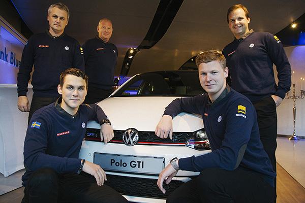 2016 FIA World Rallycross Championship: Volkswagen RX Sweden