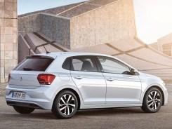 2017 Volkswagen New Polo Beats